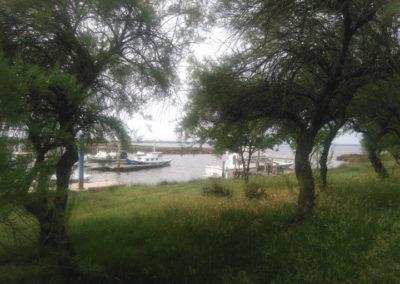 Visite du port d'Audenge et de la «cabane à Jeannot»